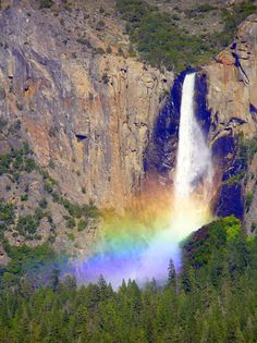 Yosemite National Park California, USA