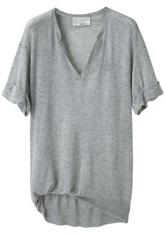 Tucked Front T-Shirt by 3.1 Phillip Lim