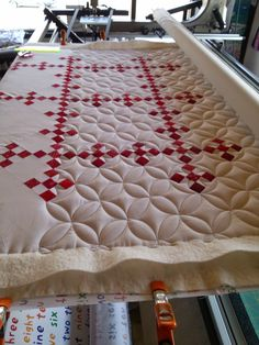KISSed Quilts - Keeping It Simple and Stunning: Red, White & Quilted - new…