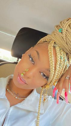 Black Girl Braids, Braided Hairstyles For Black Women, Girls Braids, Black Girl Hair, Black Girl Natural Hairstyles, Natural Braided Hairstyles, Natural Hair Braids, Braids For Black Women, Afro Hair Style