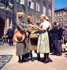 Julie Andrews meets Maria Von Trapp