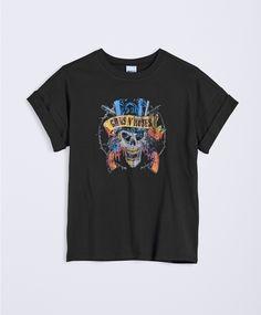 Agnes t-shirt Svart