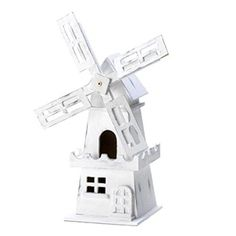 Birdhouses  Windmill Birdhouse Patio Design *** This is an Amazon Associate's Pin. Item can be found on the website by clicking the VISIT button.