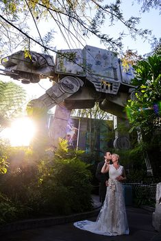 Star Wars inspired portrait session at Disney's Hollywood Studios. Photo: Stephanie at Disney Fine Art Photography