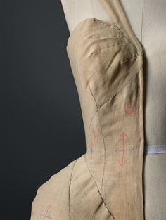 Charles James (American, born Great Britain, 1906–1978). Muslin (detail), 1946…