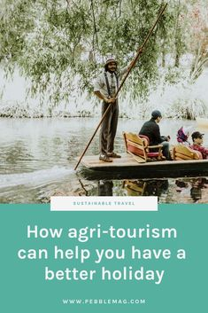 Do you know what agri-tourism is? Chances are you've already done it, if you've ever been or been to a This is why it can make all the difference on your next holiday! Need some eco travel inspo? This should help! Sustainable Farming, Sustainability, Travel Guides, Travel Tips, Travel Hacks, Things To Know, 5 Things, Responsible Travel, Next Holiday