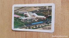 calendario fournier pegamento imedo año 1973 (ver foto adicional)