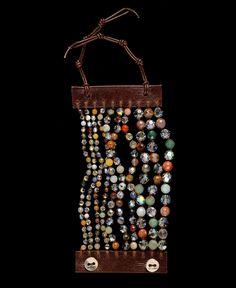 Chan Luu Semi-Precious Crystal Multi-Strand Bracelet