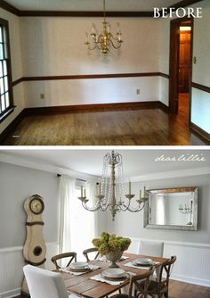 Ideas About Small Dining Rooms On Pinterest Dining