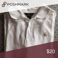 Brooks Brothers polo shirt Polo type with gold Brooks Brother emblem, like new. Brooks Brothers Shirts & Tops Polos