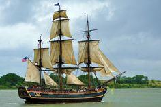 HMS Bounty, Savannah Tall Ships Challenge