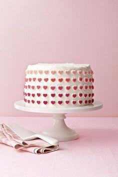Cutest Ombrè Cake!