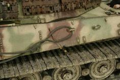 Post with 1326 views. Panther II - Amusing Hobby kit nr with scratch sidefenders - Made By ByeongSoo Kim Tiger Ii, Hobby Kits, Tiger Tank, Model Tanks, Ww2 Tanks, Plastic Models, World War Two, Scale Models, Military Vehicles