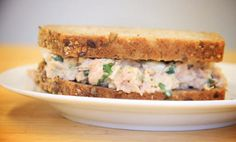 Secrets To The Best Tuna Salad Sandwich Ever Salad Sandwich, Sandwich Recipes, Fish Sandwich, Sandwich Ideas, Ciabatta, Empanadas, Burritos, Dressing Recipe, Coleslaw Dressing