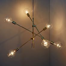 Chandeliers, Modern Chandeliers & Contemporary Chandeliers | west elm
