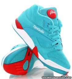 51d10cb3d63 kicks Hip Hop Outfits, Red Turquoise, Aqua, Sneaker Boots, Shoes Sneakers,