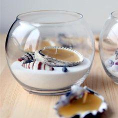 Hometalk | Repurposed Seashells Ideas