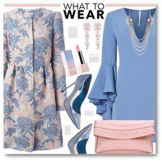Dress & Floral Coat