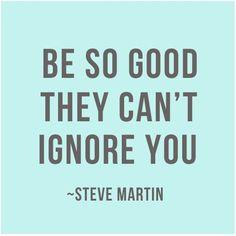 Steve Martin knows.