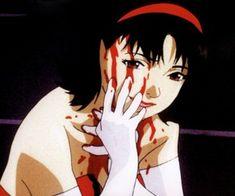 Perfect blue flew my mind Yandere Anime, Anime Manga, Anime Art, Gore Aesthetic, Aesthetic Anime, Satoshi Kon, Wallpaper Animes, Cartoon Profile Pictures, Girls Anime
