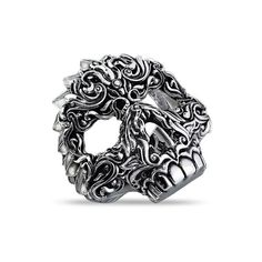 Mens Sterling Silver Rings | Custom Rings | Unique Mens Rings - Proclamation Jewelry