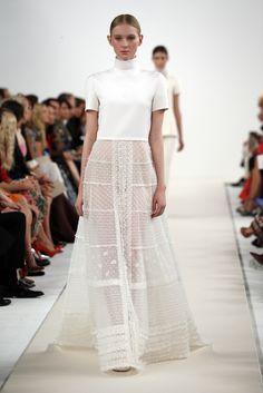 via fashioned by love | Valentino Sala Bianca 945 Couture