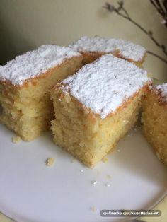 Baking Recipes, Cookie Recipes, Dessert Recipes, Croation Recipes, Butterbeer Recipe, Kolaci I Torte, Serbian Recipes, Torte Cake, Easy Banana Bread