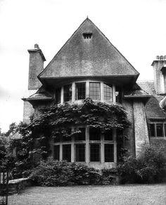 Norney Grange, architect: Voysey
