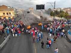 Aufruhr in Ecuador nicht nur wegen höheren Benzinpreisen Ecuador, Times Square, Reportage, Street View, Travel, Latin America, Caribbean, Army, Soldiers