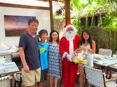 A little gift from Santa to all of our lovely guests at Villa Kubu.  Wishing all friends of Villa Kubu a Blissful Christmas and a Happy New Year, with warm regards from the team at #VilaKubu