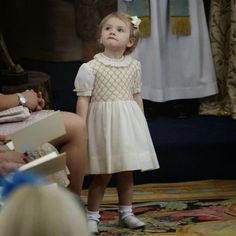 08 June 2014 The Christening of Princess Leonore at Drottningholm Palace Chapel in Stockholm