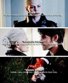 Captain Swan season 5A addition pt 3