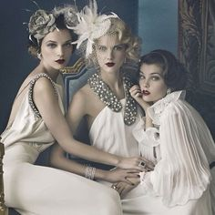20's glamour
