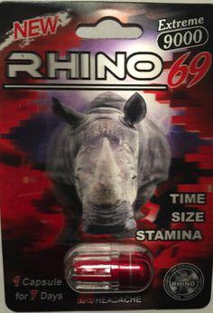 Rhino 69 Male Pills-Authentic R Zone Stamp-1200 MG 3 pills