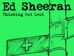 Thinking out loud chords by Ed Sheeran....EASY CHORDS...(Cmaj)When your (Em)legs don't work like they (Fmaj)used to before(Gmaj)....PLEASE FOLLOW THE LINK TO LEARN THE COMPLETE SONG: http://musicterrene.com/2015/08/13/thinking-out-loud-chords/