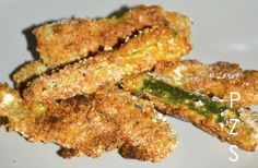 Whole30 Oven baked Zucchini Fries