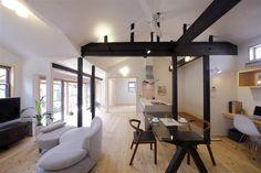 日本の心がそこにある。リノベーションで新しい命を吹き込まれた日本家屋。 | folk