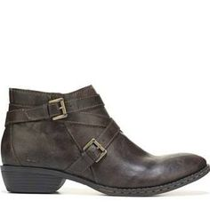 B.O.C. Women's Barrera Ankle Boots (Brown)