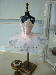 A miniature tutu handmade/ Miniature Ballet Costume