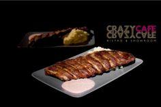 Crazy Cafe Bistro&Showroom - Cafenea si Restaurant in centrul Clujului Breakfast Omelette, Crispy Chicken Wings, Cafe Bistro, Bacon Egg, Sandwiches, Pork, Menu, Amp, Restaurant