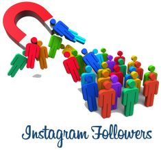 Make your #INSTAGRAM profile more attractive by increasing #FOLLOWERS.
