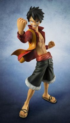 Excellent Model One Piece Portraits of Pirates Edition Z: Monkey D Luffy (Japanese Version) * Scale Pre-Painted PVC Figure * Official One Piece Figure * Height: approx. * This product is Japanese Version * Limited availability Model One, Figure Model, 3d Figures, Action Figures, Monkey D. Luffy, Figurine One Piece, Sexy Cowgirl Outfits, Otaku, One Piece Fairy Tail