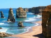 Great Ocean Road, Victoria, Australia. Most beautiful coastal scenery. I can't wait to do the 5 day Great Ocean Walk!