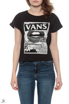 Koszulka Damska Vans W Flyred