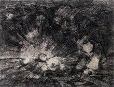 Will she rise again? - Francisco Goya