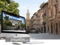 Ofrecemos nuestros servicios de diseño de páginas web en Vic. Diseño web personalizado y a medida (Barcelona). Más información en www.jmwebs.com - Teléfono: 935160047