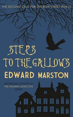 Steps to the Gallows (Bow Street Rivals) - A scurrilous newspaper has built up a large following by publishing details of political and sexual scandals. It is remarkably well-informed and has therefore created a whole host of enemies. When the editor is killed and the printing press smashed to bits, the Invisible Detectives are hired by the man who financed the production of the paper. He wants the killer brought to justice and the scandal sheet revived. Peter and Paul Skillen find…