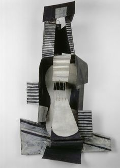 "Pablo Picasso Guitar, 1924 ""Picasso Sculpture"" at Museum of Modern Art, New York"
