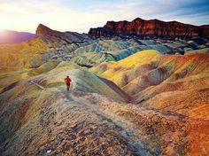 Zdjęcie numer 4 w galerii - Widzieliście tęczowe góry?