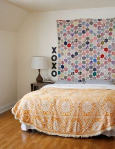 Warm and Welcoming: Decorating with Quilts